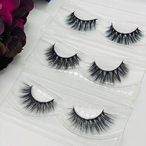 3D Silk False Eyelashes